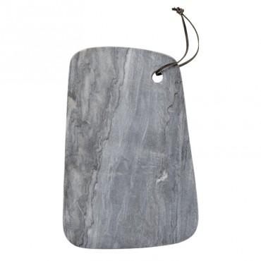Planche à découper - Marbre gris