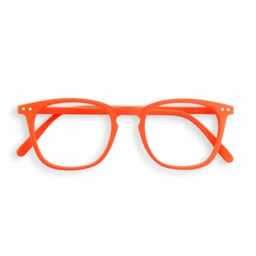Lunette de lecture Adulte - Orange Neon