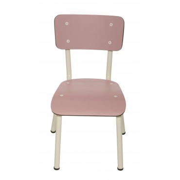 Chaise Enfant Little Suzie - Rose
