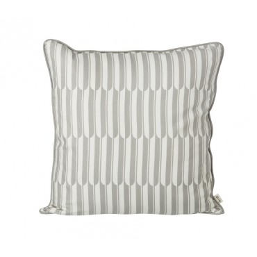 Coussin Arch - Grey/ off white