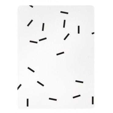 Planche à découper - Stick noirs (S)