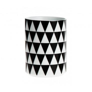Tasse motif géométrique - Triangles