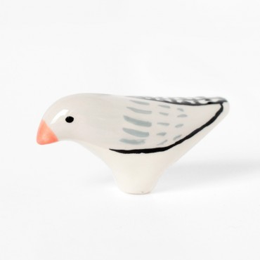 Petit oiseau en céramique (N°1)