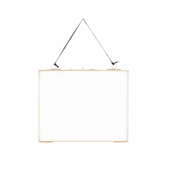 cadre photo en verre cuivre grand mod le madam stoltz perlin paon paon. Black Bedroom Furniture Sets. Home Design Ideas