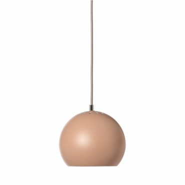 Suspension Ball Ø18cm - Nude mat