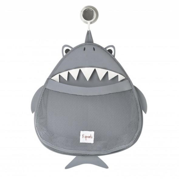 Rangement pour le bain - Requin