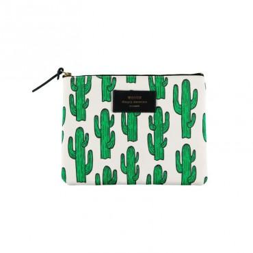Grande pochette - Cactus