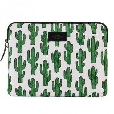Housse d'ordinateur 13'' - Cactus