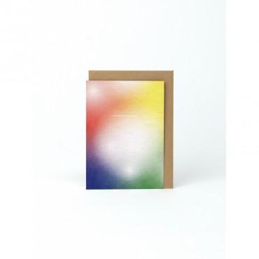 Carte postale - Rainbow