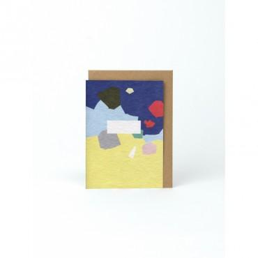Carte postale - Tellus