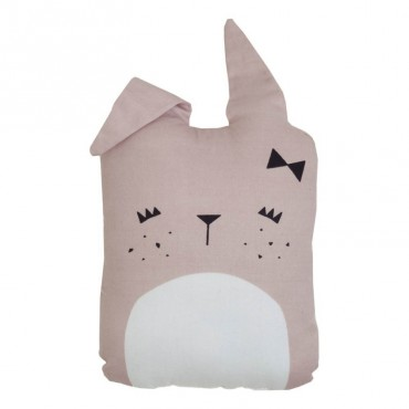 Coussin Animal - Cute Bunny