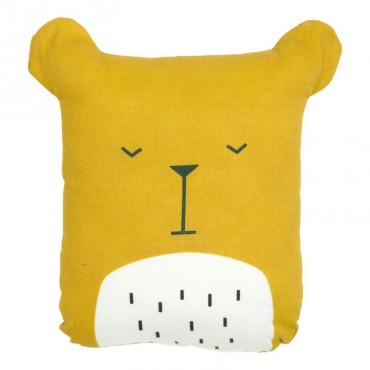 Coussin Animal - Lazy Bear