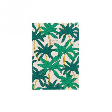 Carnet de notes - Palmiers (A5)