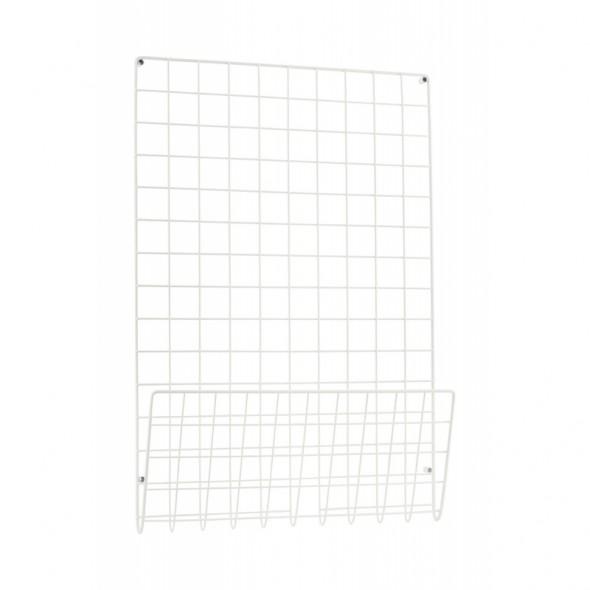 Tableau d'affichage MESH - Blanc