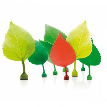 Set de 15 feuilles magnétiques