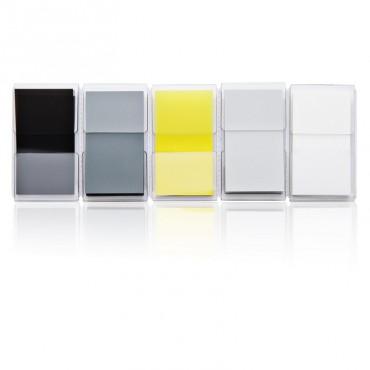 Set de 5 Post-it colorés