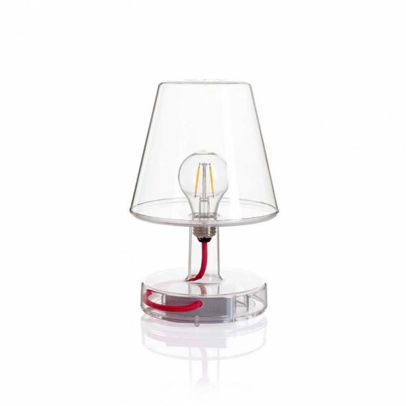 Lampe de table Transloetje - Transparent