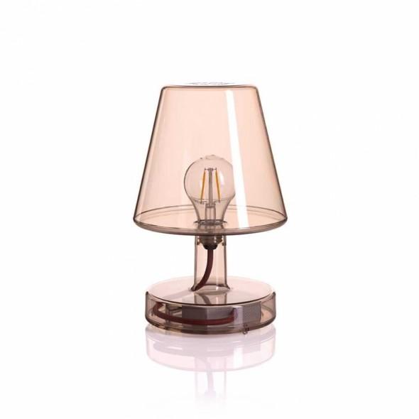 Lampe Transloetje Marron De Perlin Fatboy Table Paon xQCrdtshB