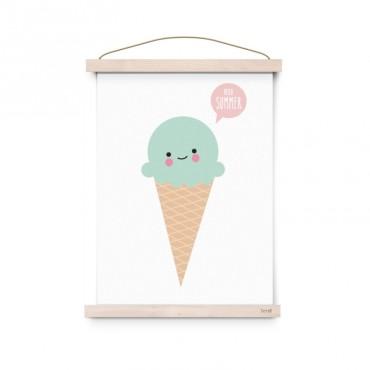Affiche - Hello Summer