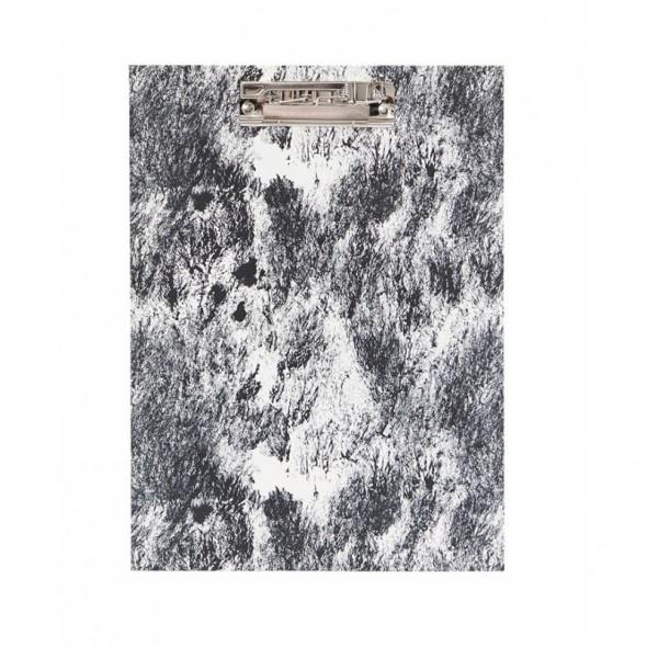 Clipboard - Noir marbré