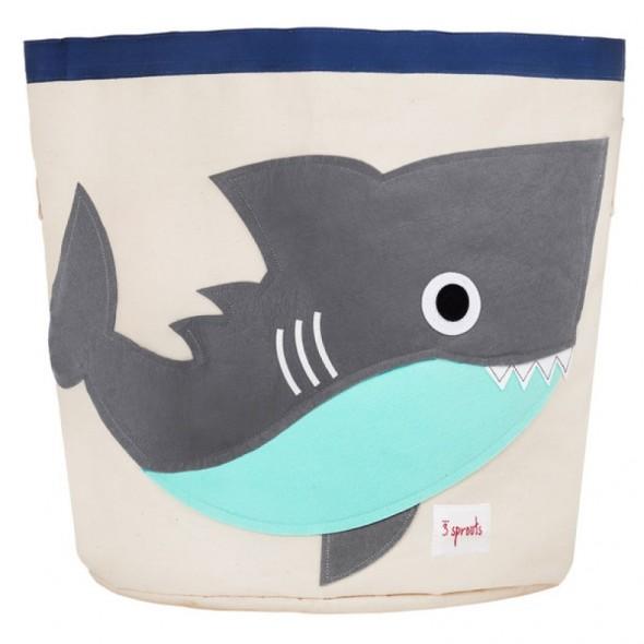 Bac à jouet Requin