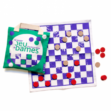 Super Jeu de Dames
