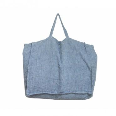 Grand sac - Bleu Chambray