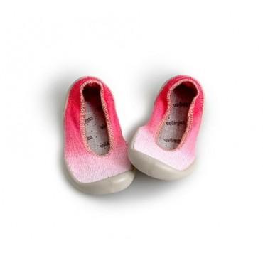 Ballerine - Tye & Dye rose (lurex)