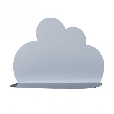 Etagère nuage - Bleu ciel (petit modèle)