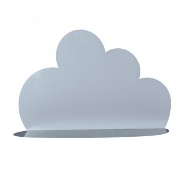 Etagère nuage - Bleu (Grand modèle)