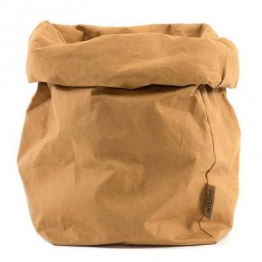 Paper Bag - Camel