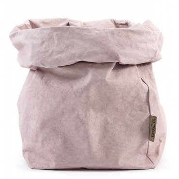 Paper Bag - Rose quartz