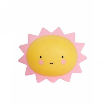 Mini Veilleuse Soleil
